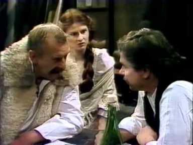 Przedstwienie Hamleta we wsi Głucha Dolna