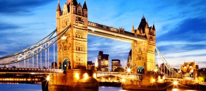 3panów - london bridge