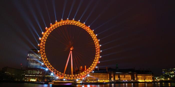 3panów - London-Eye