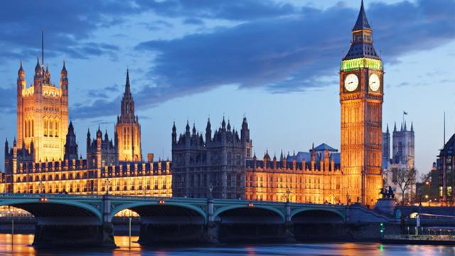 London - 3panów