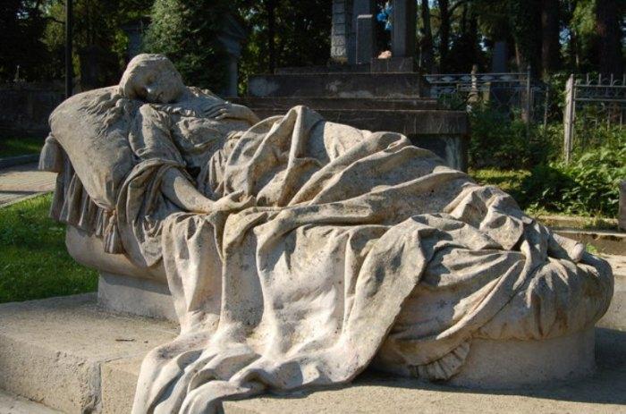 Cmentarz Łyczakowski we Lwowie fot. Damian Żurawski