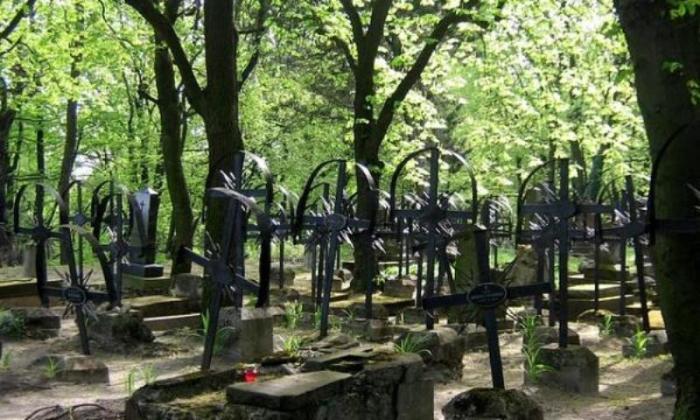 Cmentarz Łyczakowski we  Lwowie fot. Ewika