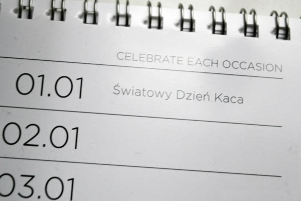 Kalendarz - styczeń 2014