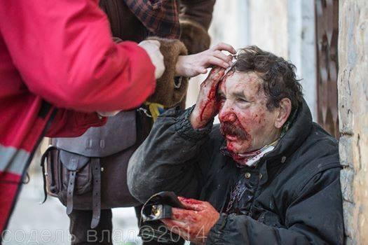 Ukraińskie ministerstwo zdrowia informuje że 19 lutego zginęło 11 osób