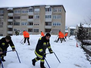 Zima w Austrii 1